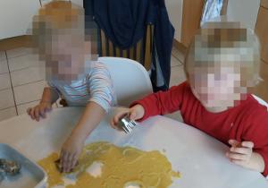 Kochen und Backen mit den Tageskindern